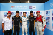 Andre Lotterer and Jean-Eric Vergne Photos Photo