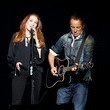 Bruce Springsteen and Patti Scialfa Photos