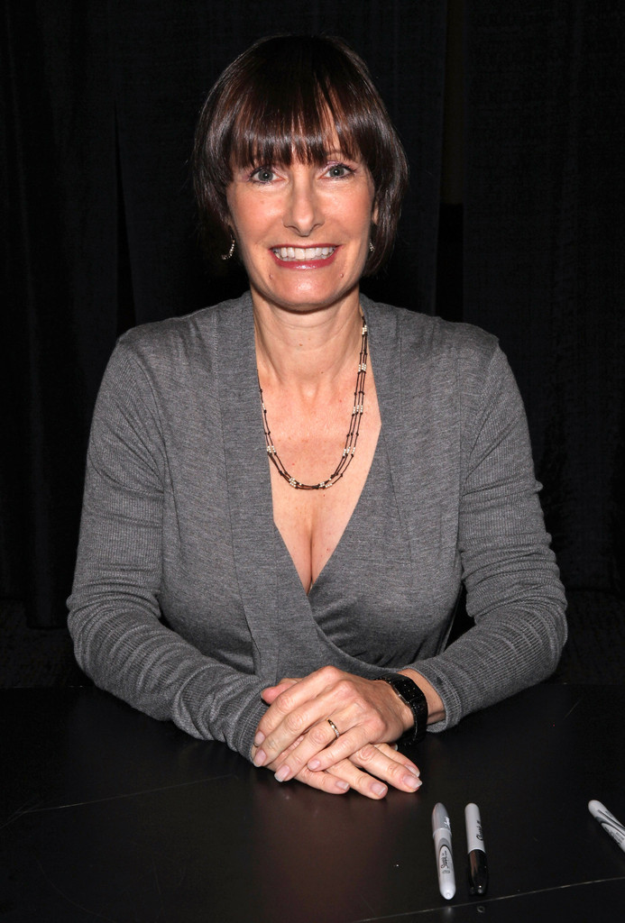 "Gale Anne Hurd in New York Comic Con - ""The Walking Dead ..."