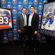 Doug Weight and John Tavares Photos