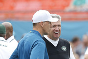Rex Ryan and Joe Philbin Photos Photo