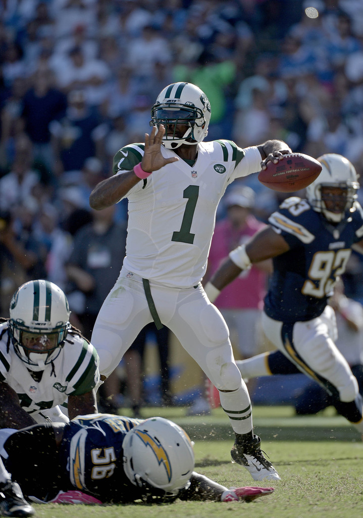 Michael Vick Photos New York Jets V San Diego Chargers