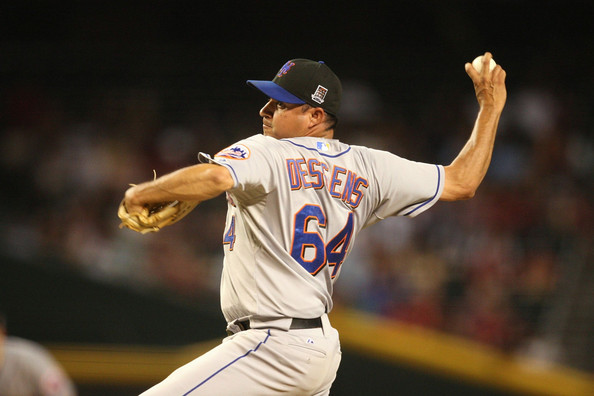 Dessens Demolished, Mets Lose 5-2