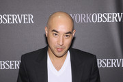Max Osterweis attends The New York Observer Relaunch Event on April 1, 2014 in New York City.