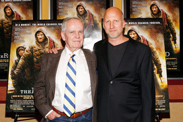 """Cormac McCarthy New York Premiere of Dimension Films' """"The Road"""" - Arrivals"""
