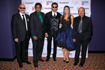 "Rakesh Roshan New York Premiere of ""Kites"" - Red Carpet"