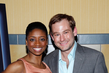 """Montego Glover Chad Kimball New York Premiere of """"Memphis"""" In-Theater Event"""
