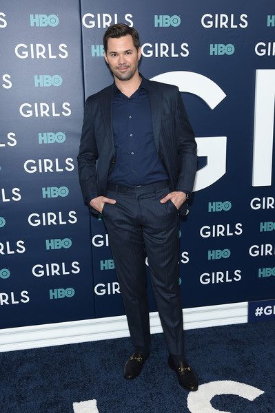 The New York Premiere of the Sixth and Final Season of 'Girls' - Arrivals