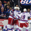 Marc Staal and Chris Kreider Photos - 1 of 16