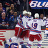 Marc Staal Chris Kreider Picture
