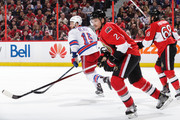 Dion Phaneuf Mike Hoffman Photos Photo