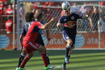 Dax McCarty New York Red Bulls v Chicago Fire