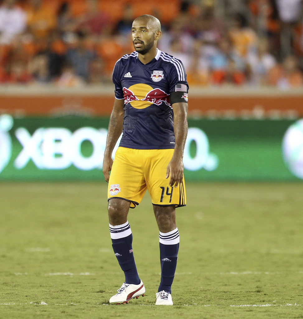 8c8879765 Thierry Henry Photos»Photostream · Main · Articles · Pictures · New York  Red Bulls ...