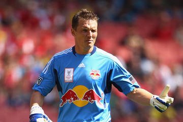 Frank Rost New York Red Bulls v Paris St Germain - Emirates Cup