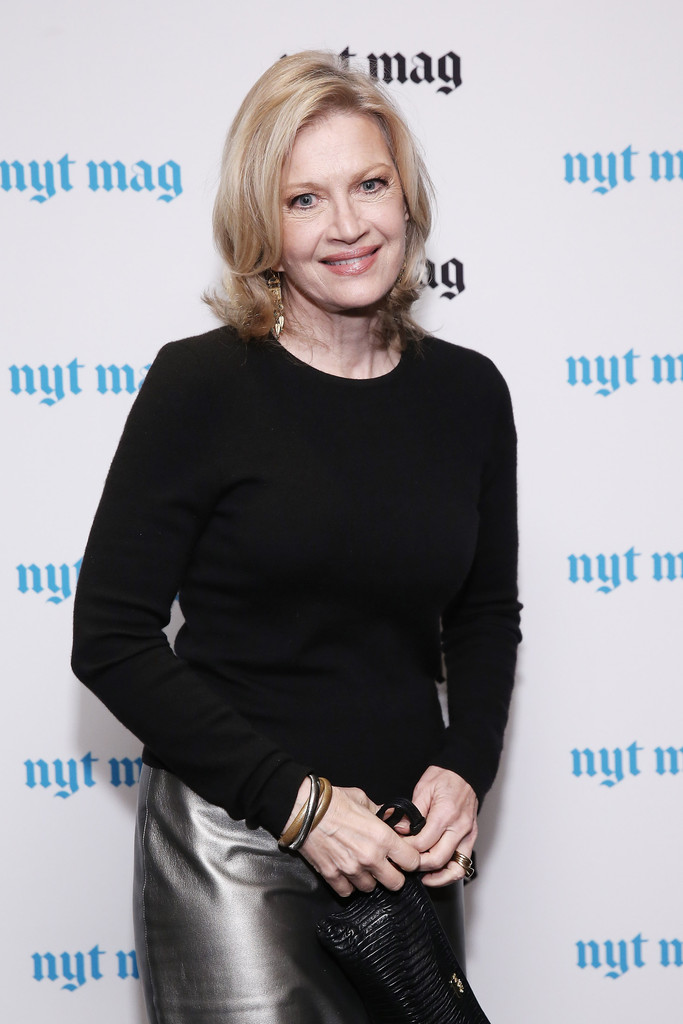 Photos and Pictures - Diane Sawyer Arriving at the Abcs