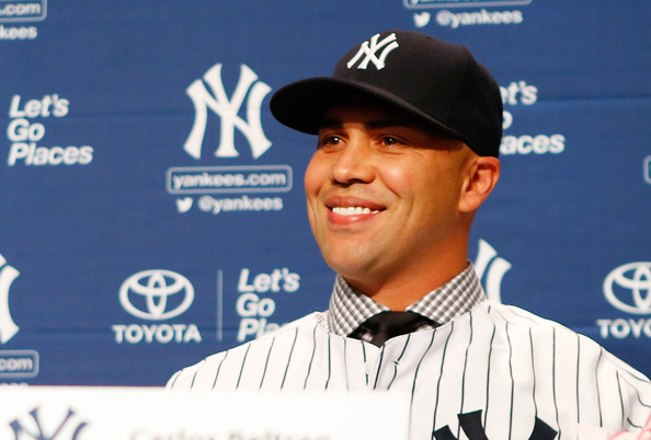 New York Yankees Introduce Carlos Beltran Zimbio