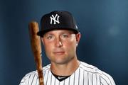 Matt Holliday #17 of the New York Yankees poses for a portrait during the New York Yankees photo day on February 21, 2017 at George M. Steinbrenner Field in Tampa, Florida.