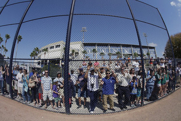 New York Yankees New York Yankees Spring Training Workout Session