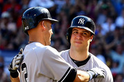 Derek Jeter and Mark Teixeira Photos Photo