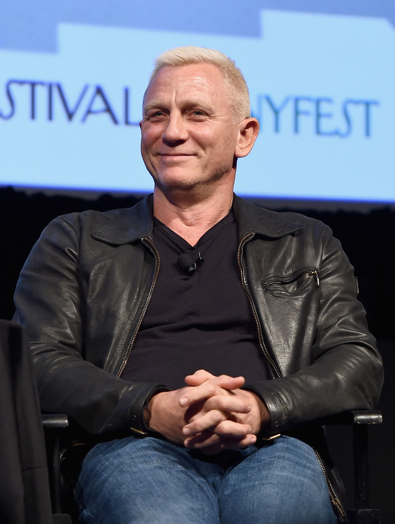 Daniel Craig Photos Photos - The New Yorker Festival 2016 ... Daniel Craig