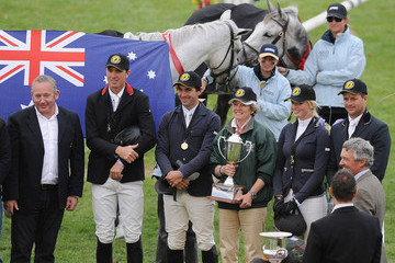 Evie Buller New Zealand Horse Of The Year