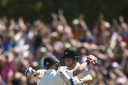 Brendon McCullum Corey Anderson Photos Photo
