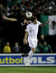 Chad Coombes New Zealand v Mexico