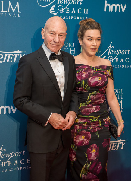 Newport Beach Film Festival Annual Uk Honours Red Carpet Arrivals