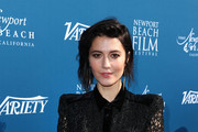Mary Elizabeth Winstead attends the Newport Beach Film Festival Fall Honors and Variety's 10 Actors To Watch at The Resort at Pelican Hill on November 11, 2018 in Newport Beach, California.