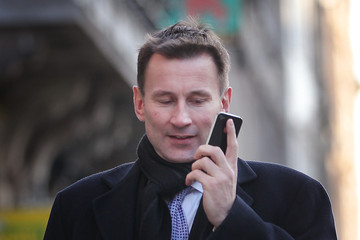 Jeremy Hunt News Corp's BSkyB Takeover