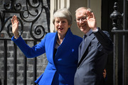 Theresa May and Philip May Photos Photo