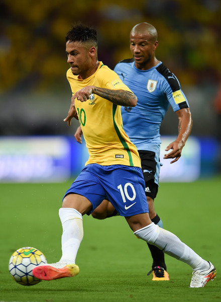 Brazil In World Cup Qualifiers 2018
