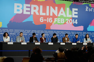 Ni Jingyang 'Black Coal, Thin Ice' Press Conference - 64th Berlinale International Film Festival