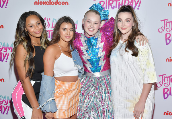 JoJo Siwa Celebrates Her Sweet 16 Birthday