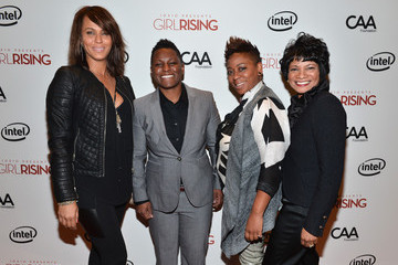 Nia Hill 'Girl Rising' Screening in LA