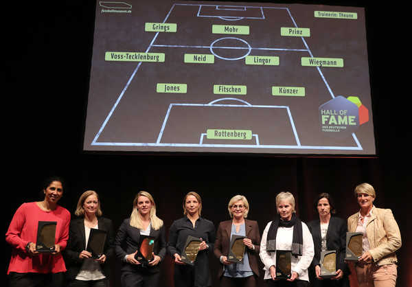Hall Of Fame Gala In Dortmund
