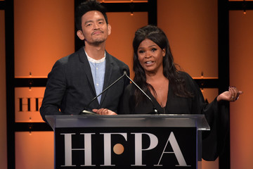 Nia Long Hollywood Foreign Press Association's Grants Banquet - Show