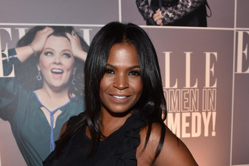 Nia Long ELLE Hosts the Women in Comedy Event With July Cover Stars Leslie Jones, Melissa McCarthy, Kate McKinnon and Kristen Wiig - Inside