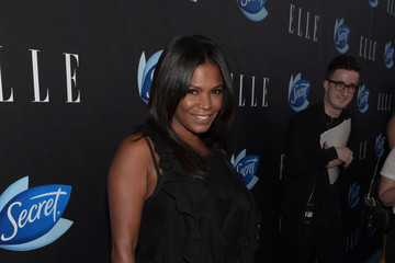 Nia Long ELLE Hosts Women In Comedy Event With July Cover Stars Leslie Jones, Melissa McCarthy, Kate McKinnon And Kristen Wiig - Red Carpet