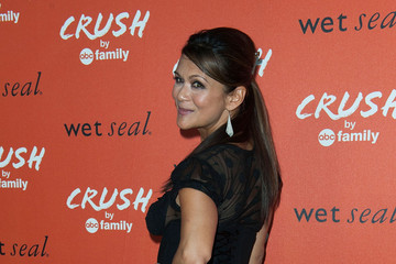 Nia Peeples Arrivals at the Crush Launch