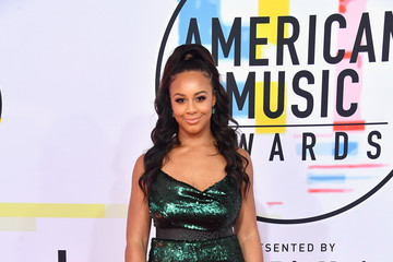 Nia Sioux 2018 American Music Awards - Arrivals