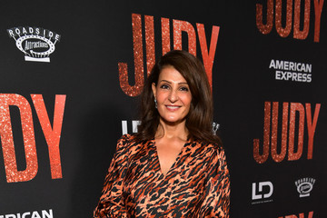 Nia Vardalos L.A. Premiere Of Roadside Attraction's 'Judy' - Red Carpet