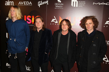 Nic Wilson Arrivals at the APRA Music Awards