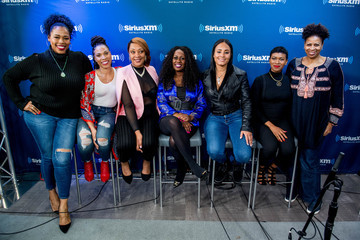Nicci Gilbert SiriusXM Urban View 'From The Bottom Up' Panel Discussion