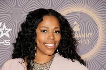 Nicci Gilbert BET's Pre-Grammy Brunch