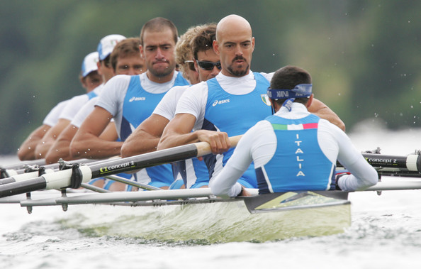 FISA Rowing World Cup - Day One