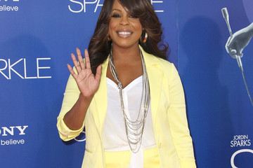 """Nicey Nash Premiere Of Tri-Star Pictures' """"Sparkle"""" - Arrivals"""
