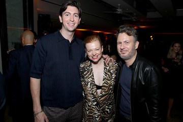 Nicholas Braun Entertainment Weekly And L'Oreal Paris Hosts The 2019 Pre-Emmy Party - Inside