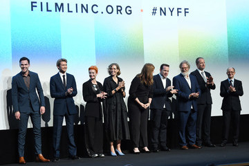 Nicholas Hoult 56th New York Film Festival - Opening Night Premiere Of 'The Favourite' - Intro