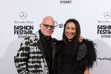Nicholas Huxley Mercedes-Benz Fashion Festival Sydney 2015 Opening Night - Arrivals